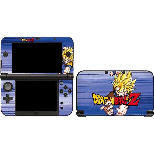 Dragon Ball Z Nintendo Gaming Skins