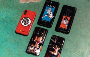 Dragon Ball Z Phone Cases