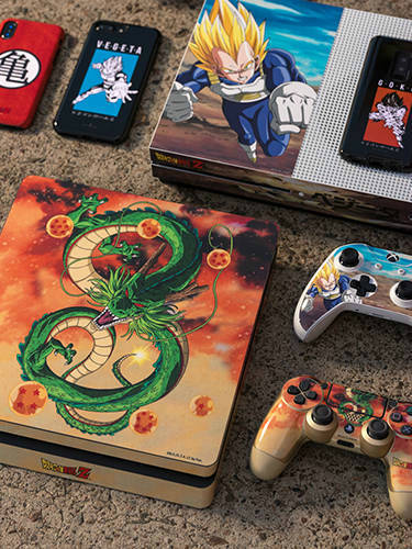 official Dragon Ball Z Cases and Skins