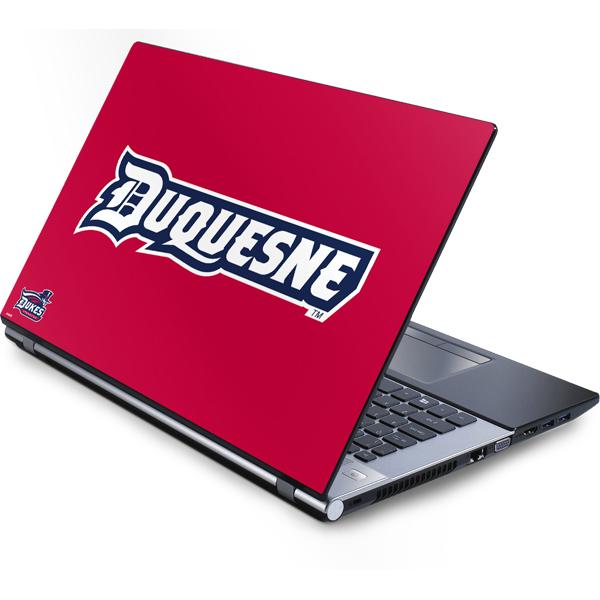 Duquesne University Laptop Skins