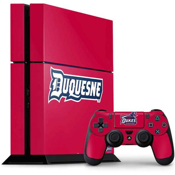 Shop Duquesne University PlayStation Gaming Skins