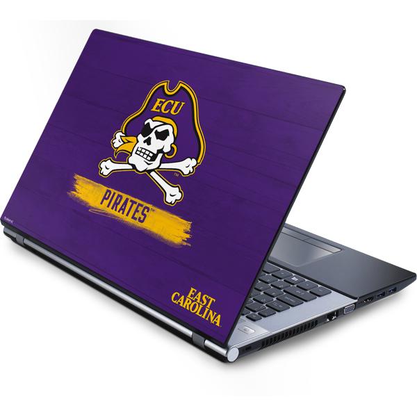 Shop East Carolina University Laptop Skins