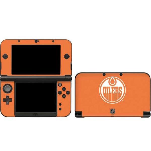 Edmonton Oilers Nintendo Gaming Skins