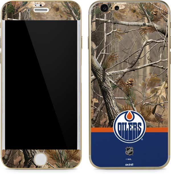 Shop Edmonton Oilers Phone Skins