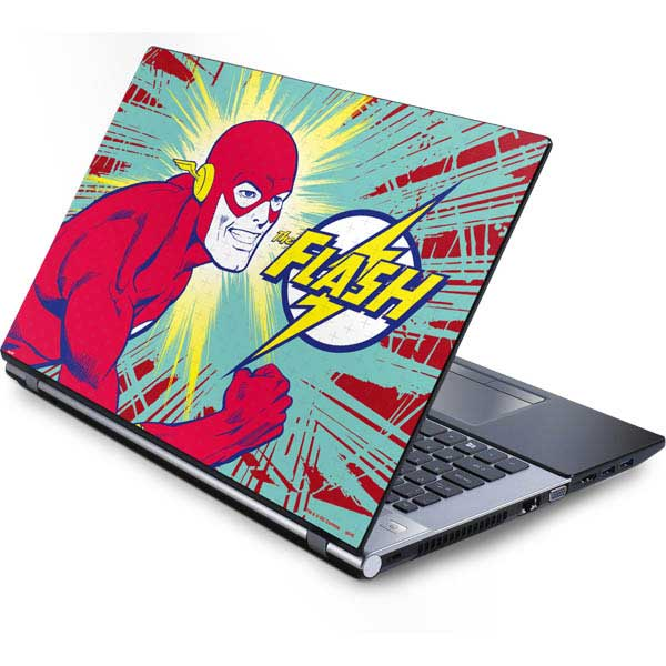 Flash Laptop Skins