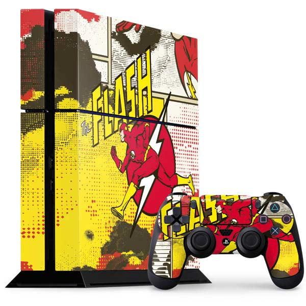 Flash PlayStation Gaming Skins