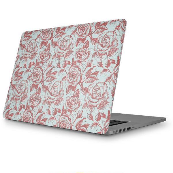 Shop Floral Patterns MacBook Skins