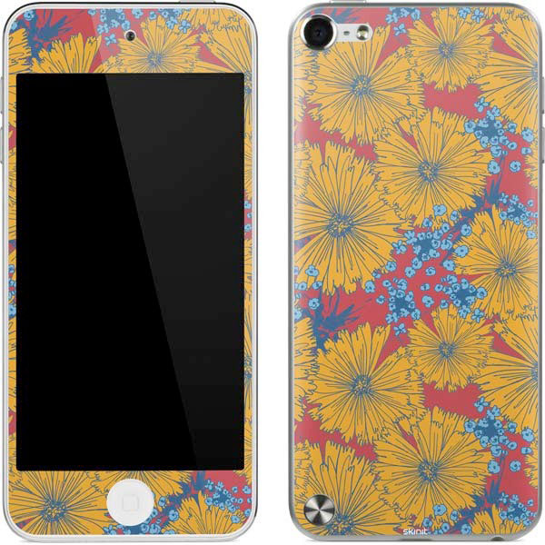 Shop Floral Patterns iPod Skins
