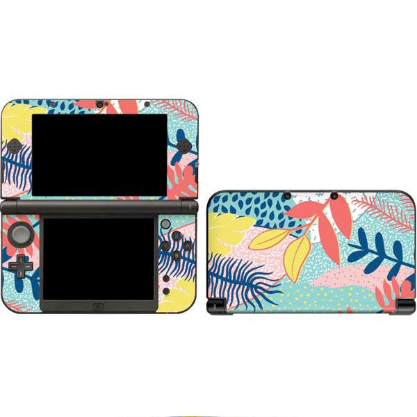 Shop Floral Patterns Nintendo Skins