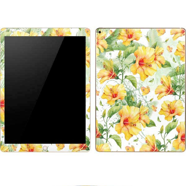 Shop Floral Patterns Tablet Skins