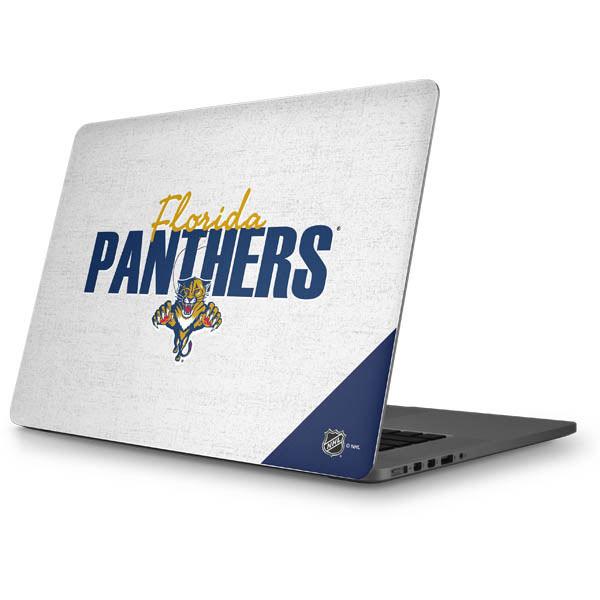 Shop Florida Panthers MacBook Skins