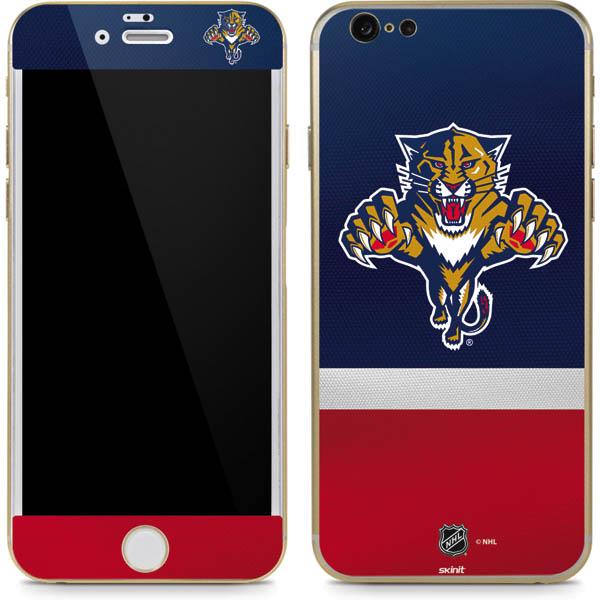 Shop Florida Panthers Phone Skins