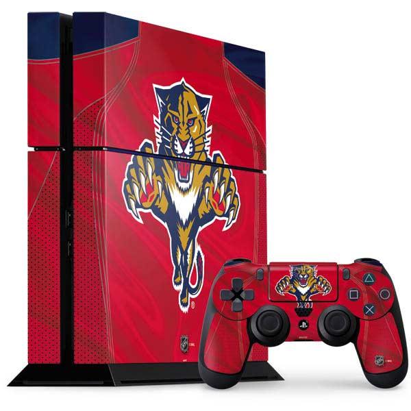 Shop Florida Panthers PlayStation Gaming Skins