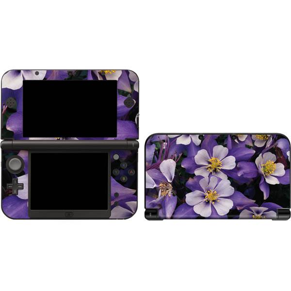 Flowers Nintendo Gaming Skins