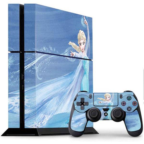 Shop Frozen PlayStation Gaming Skins