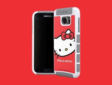 Galaxy S6 White Cargo Case