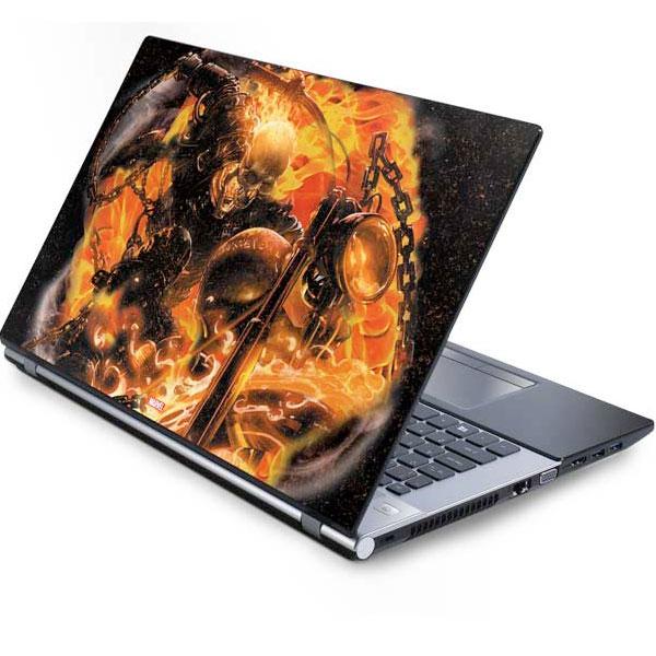 Ghost Rider Laptop Skins