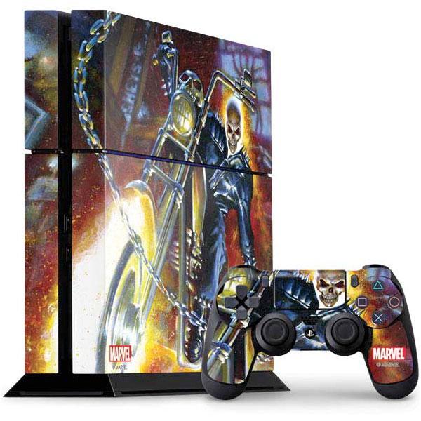 Ghost Rider PlayStation Gaming Skins