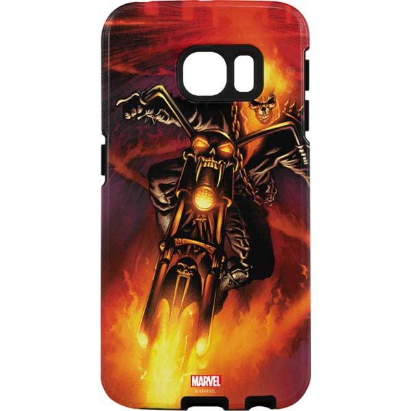 Ghost Rider Samsung Cases