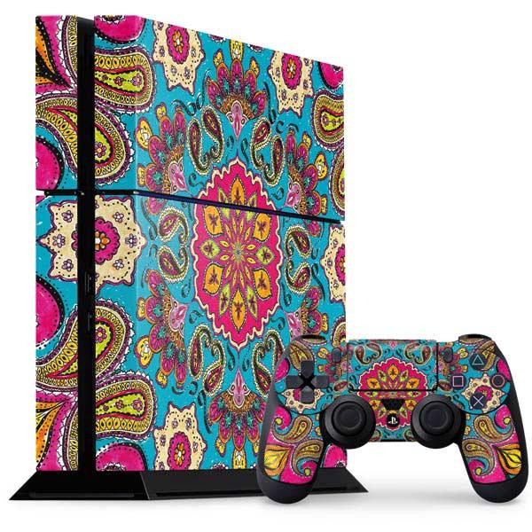 Ginseng PlayStation Gaming Skins