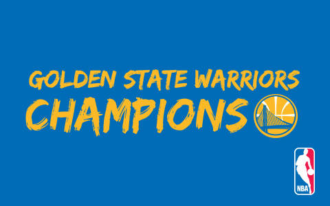 Golden State Warriors 2018 NBA Championship Designs