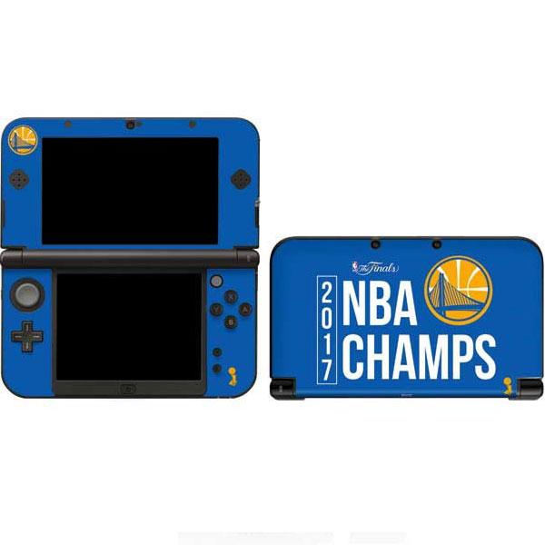 Golden State Warriors Nintendo Gaming Skins