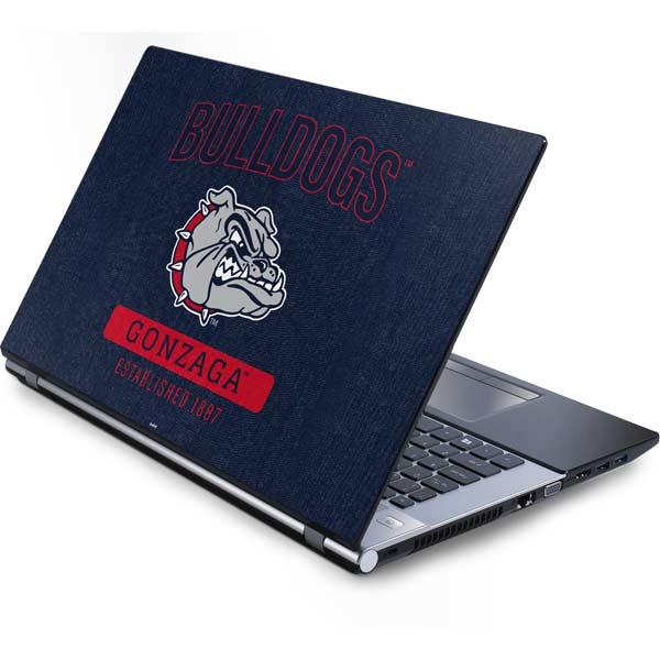 Gonzaga University Laptop Skins