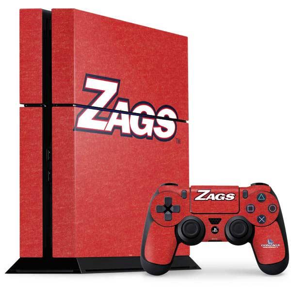 Gonzaga University PlayStation Gaming Skins