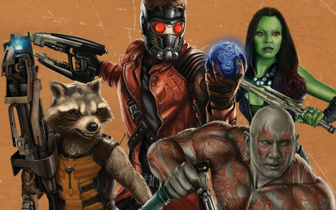 Official Guardians of the Galaxy Cases and Skins