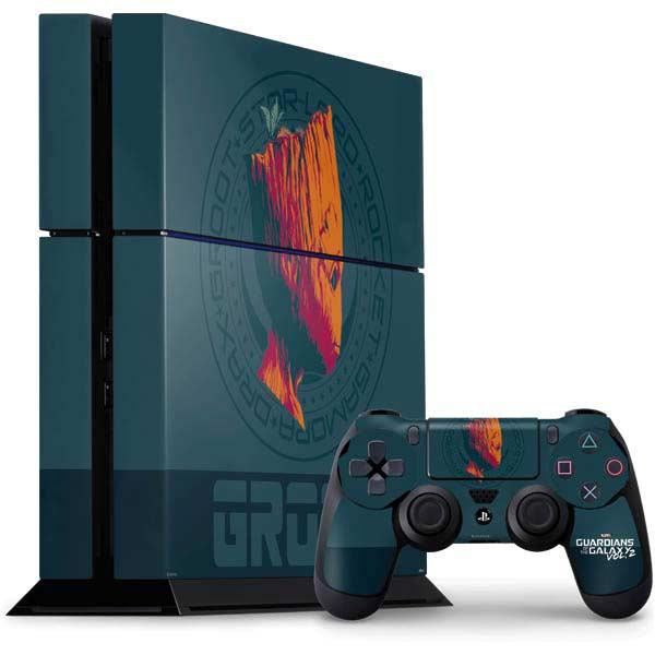 Guardians of the Galaxy PlayStation Gaming Skins