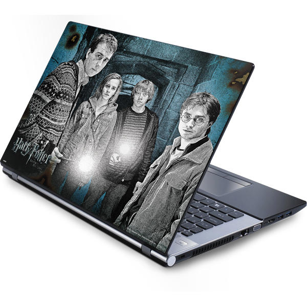 Harry Potter Laptop Skins