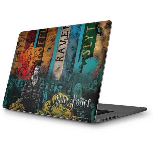 Harry Potter MacBook Skins