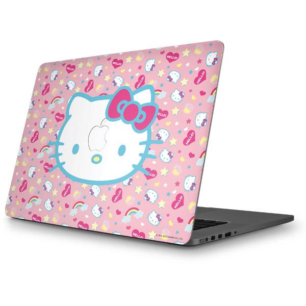 Hello Kitty MacBook Skins