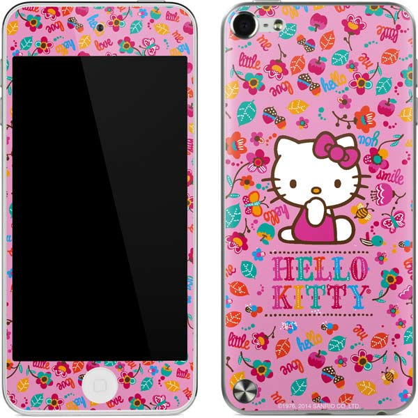 Hello Kitty MP3 Skins