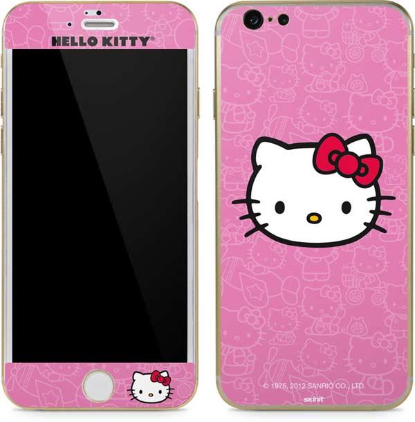 Hello Kitty Phone Skins