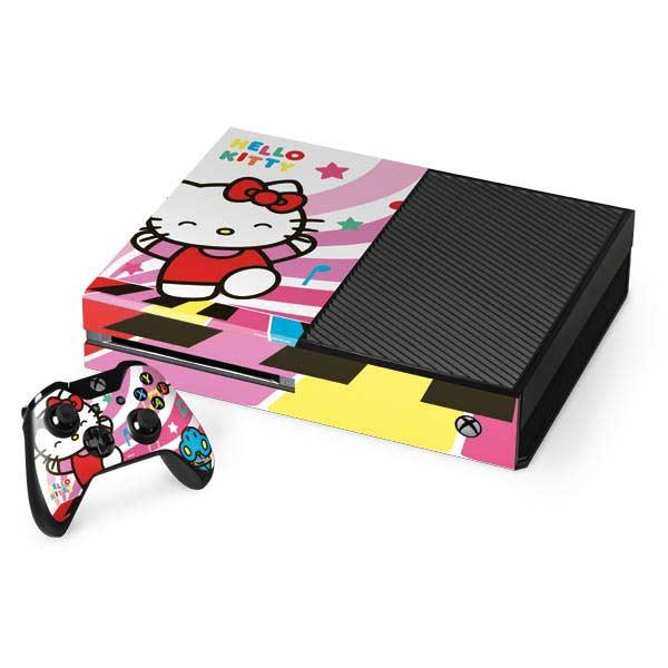 Hello Kitty Xbox Gaming Skins
