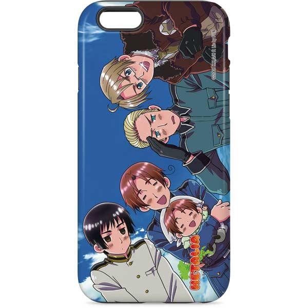 Shop Hetalia iPhone Cases
