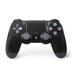Hex PS4 Controller Skin
