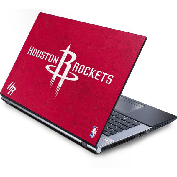 Houston Rockets Laptop Skins