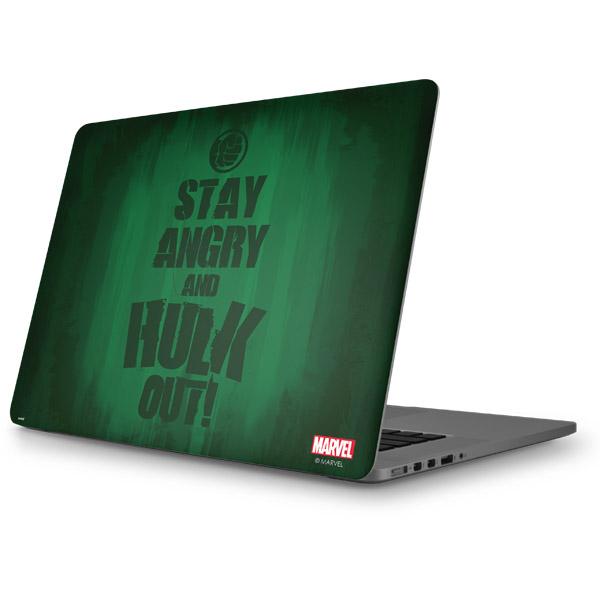 Hulk MacBook Skins