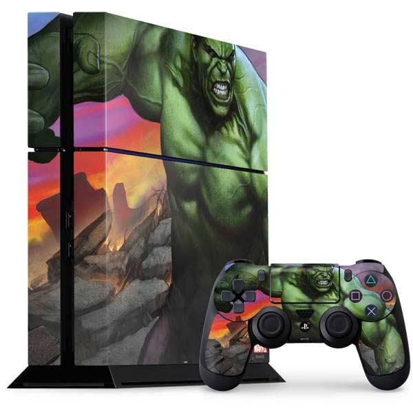Hulk PlayStation Gaming Skins