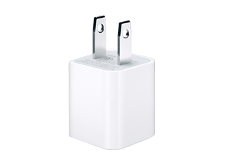 Shop iPhone Charger (5W USB) Skins