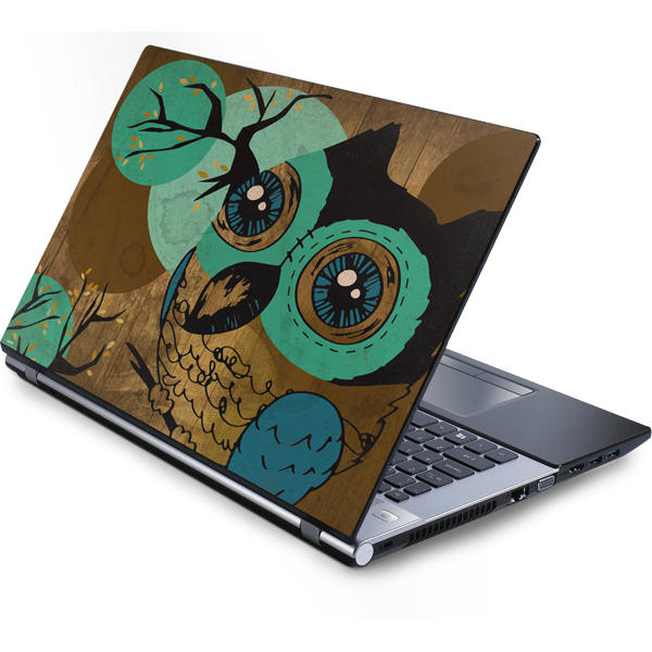 Illustration Art Laptop Skins