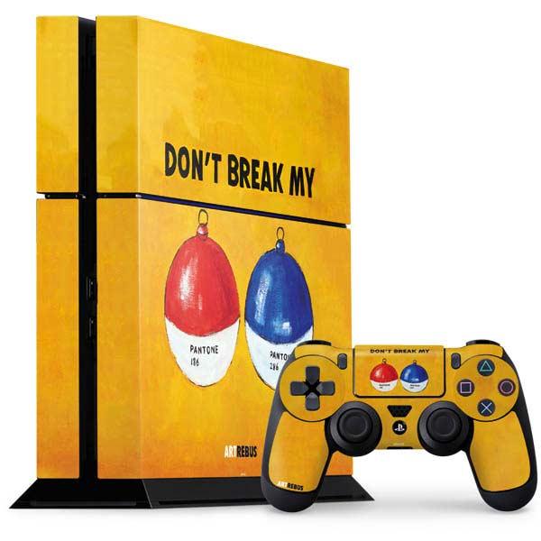 Illustration Art PlayStation Gaming Skins