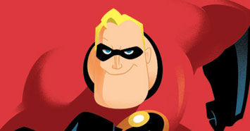 Browse The Incredibles Designs