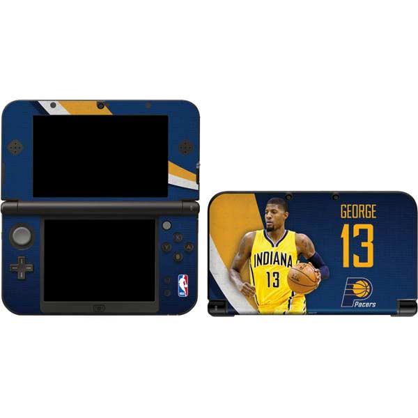 Indiana Pacers Nintendo Gaming Skins
