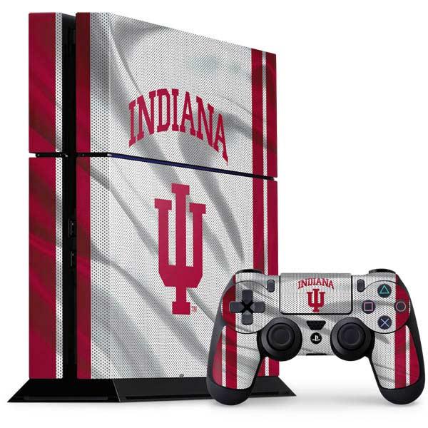 Shop Indiana University PlayStation Gaming Skins