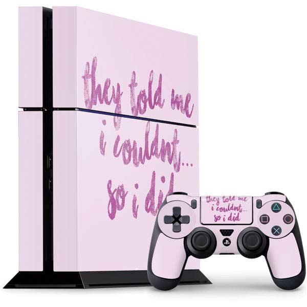 Shop Inspiration PlayStation Skins