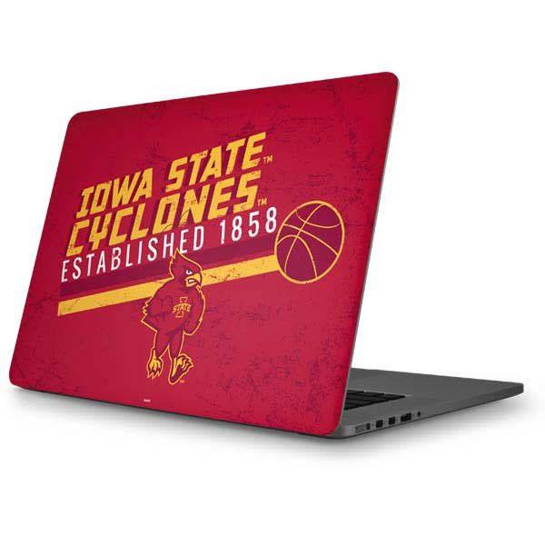 Shop Iowa State University MacBook Skins