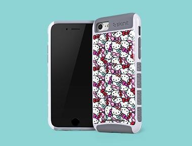 iPhone 7 White Cargo Case